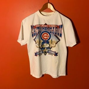 Vintage 1997 Chicago Cubs Spring training t shirt